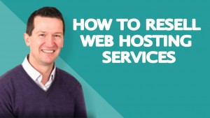How Resell Web hosting